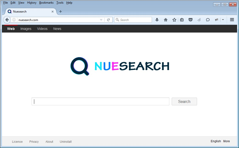 Remove Nuesearch com Virus From Firefox/Chrome/IE