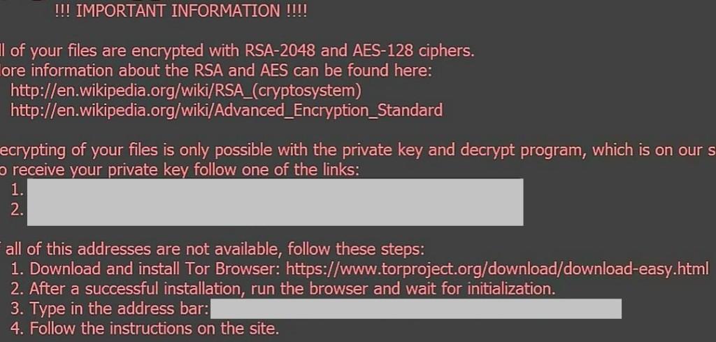 remove zzzzz file ransomware virus